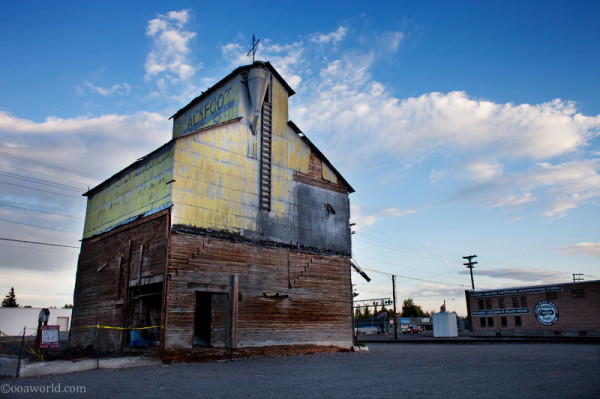 Photos Utah Idaho Montana Blackfoot Warehouse USA road trip photo ooaworld