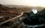 china desert mine scape photo ooaworld