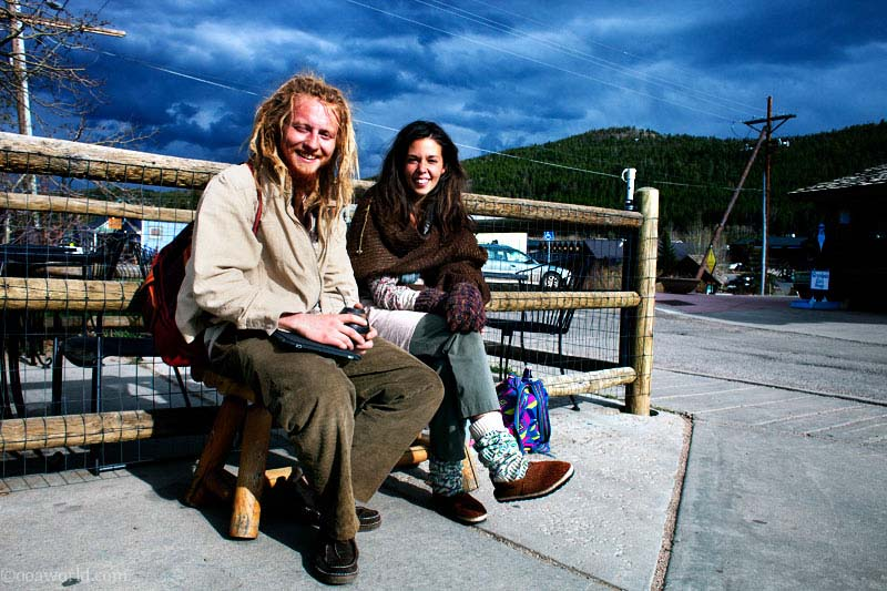 colorado nederland grows USA road trip photo ooaworld