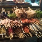 Shanghai Skewers China photo ooaworld Rolling Coconut