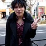 harajuku fashion magenta fur photo ooaworld