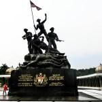 Historical Monument Kuala Lumpur photo ooaworld Rolling Coconut