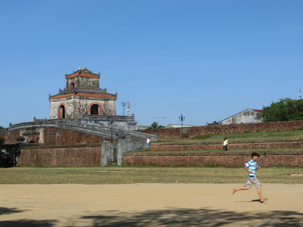 hue old quarter field vietnam photo ooaworld Rolling Coconut