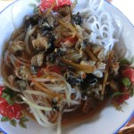 hue seafood noodle food vietnam photo ooaworld Rolling Coconut