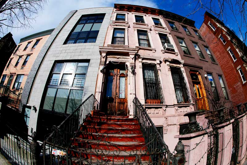 Brooklyn Facade, Photos NYC, NEw York