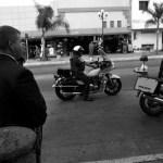 Photos Tijuana Police in streets