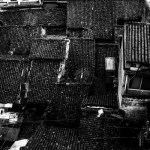 Rooftop view, Yangshuo