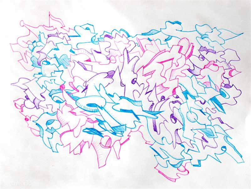 set multitude art drawing ooaworld ooaddle
