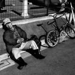 tokyo sleeper and his bike photo ooaworld