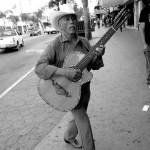 Musician in Tijuana