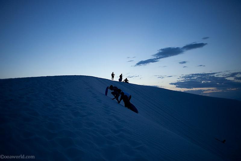 Dunes White Sands New Mexico Photos