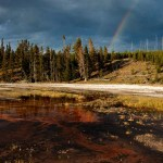 Rainbow 2, Yellowstone Park