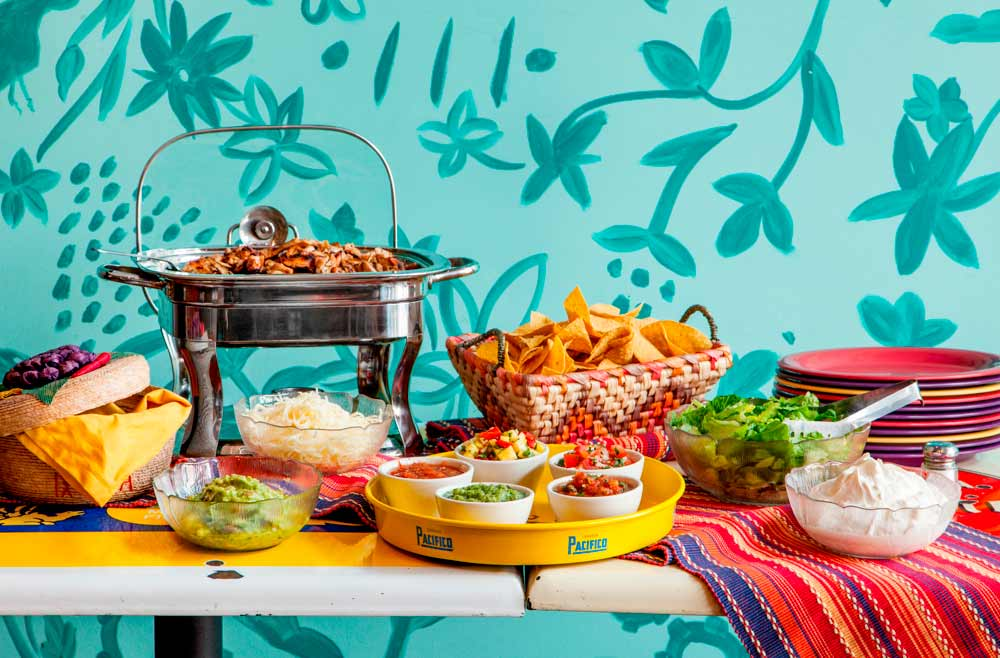 Ooba Tooba | Mexican Catering