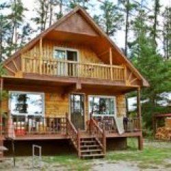 lodge at Golden Eagle Camp