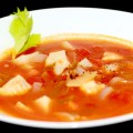Spicy Whitefish Chowder