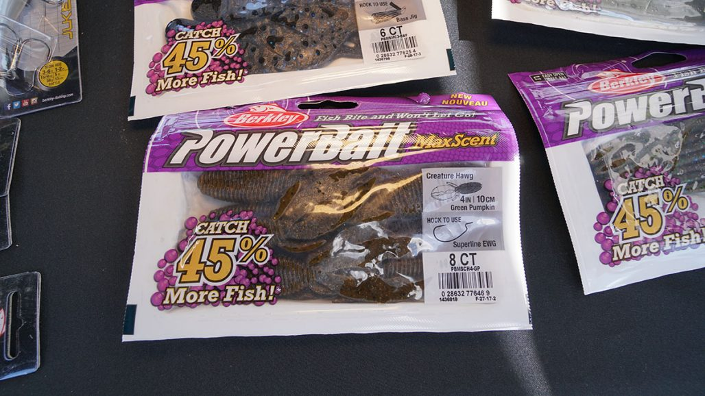 ICAST 2017 - Powerbait