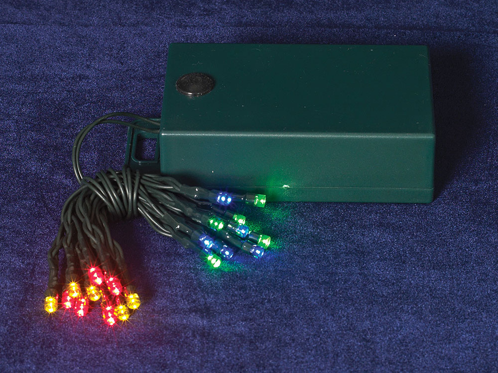 Outdoor Battery Operated Led Lights