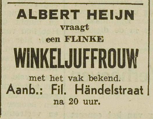 Albert Heijn Op De Hoek Oog In Al In Beeld