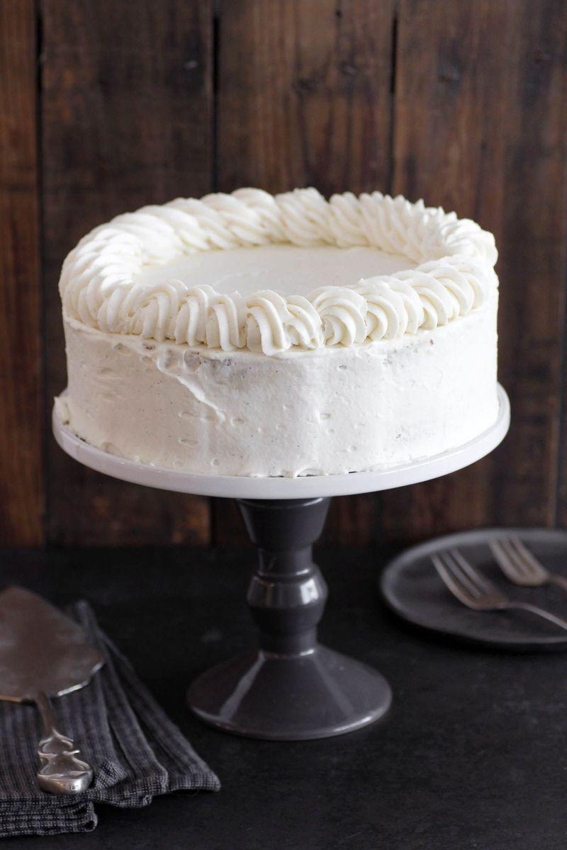עוגת וניל קלאסית