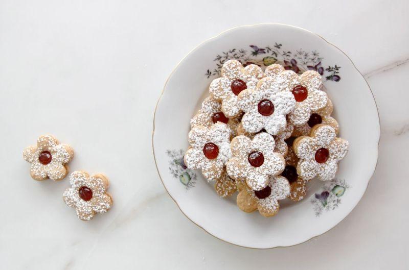 עוגיות סנדוויץ' ריבה