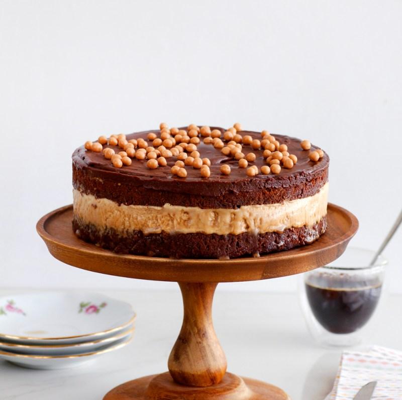 עוגת קוקילידה שוקולד וקפה