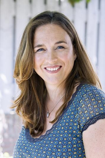 auteur locked in boek Laura van der Burgt