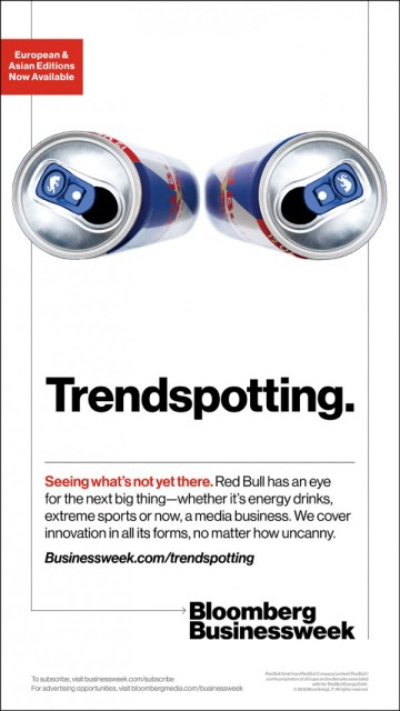 Bloomberg Trendspotting Campaign