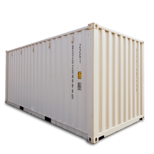 Container opslaan