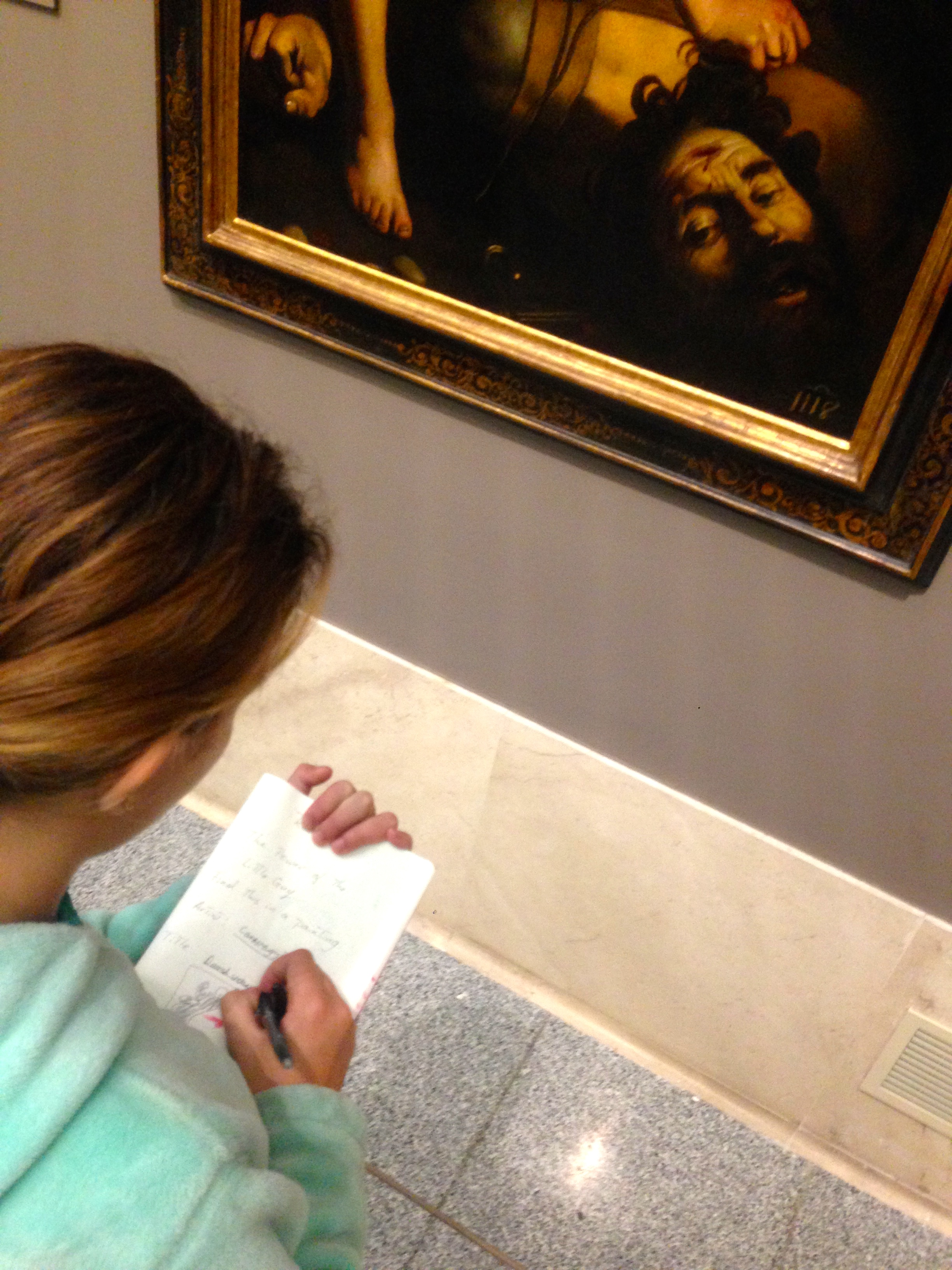 A Treasure Hunt at the Prado