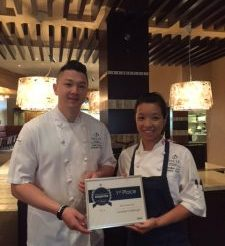 Executive Chef Keith Pears / Pastry Chef Candice Low