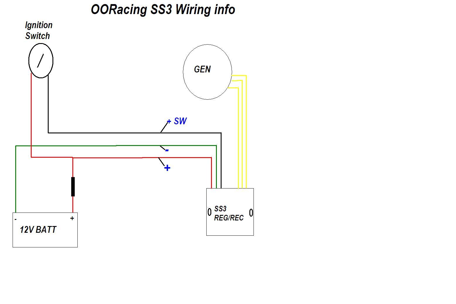 SS3_Gen_wiring?resize=640%2C427&ssl=1 pit bike wiring diagram kick start hobbiesxstyle wiring diagram for electric start pit bike at crackthecode.co