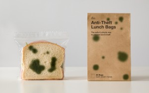 Anti theft lunch bags, designed by The.