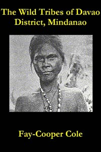 The Wild Tribes of Davao District