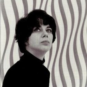 Bridget Riley in the mid 1960s
