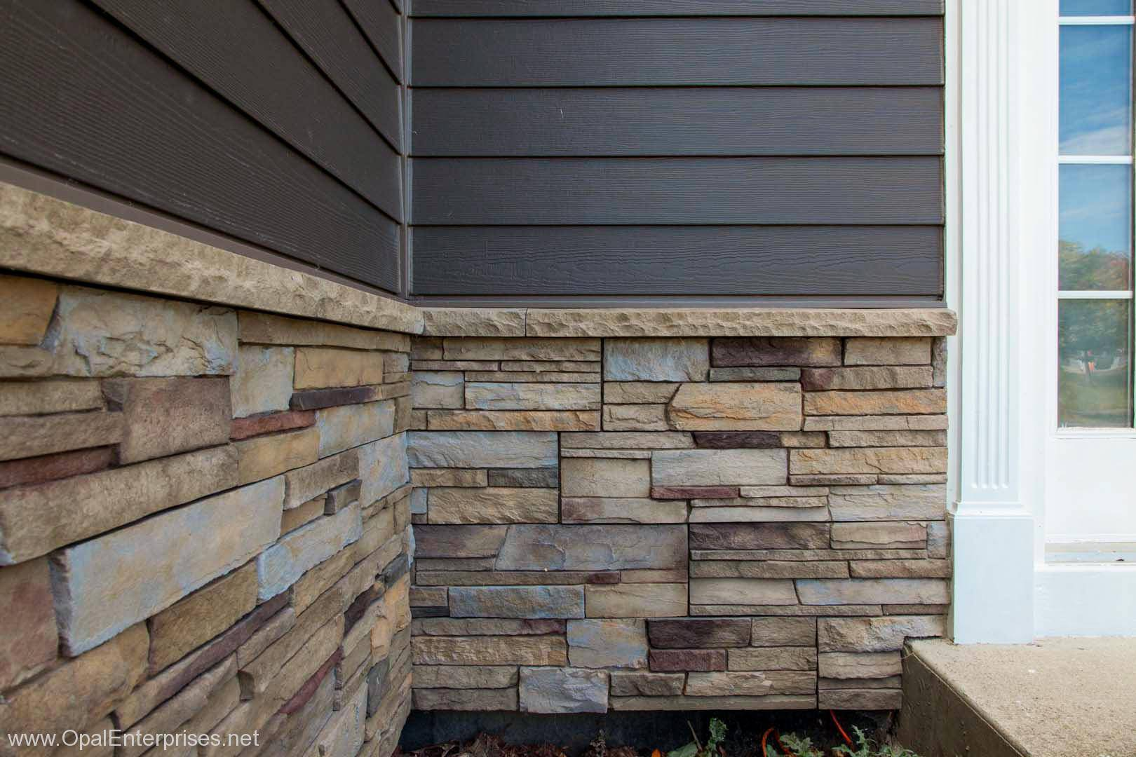 Home Accents Vinyl Siding