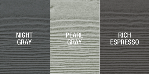 Night Gray Designing With James Hardie Siding Colors