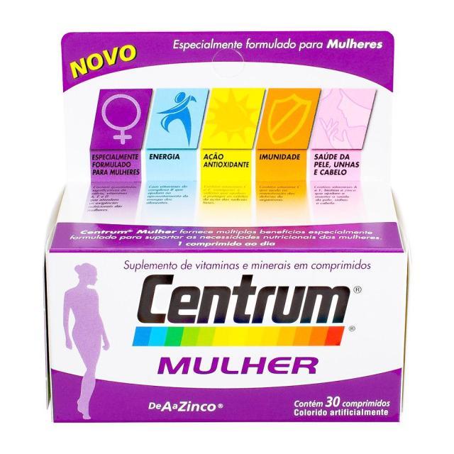 Centrum_mulher