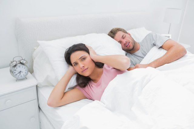 O Ronco e a Apneia do Sono