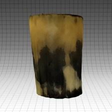 Mollspeak 3d Horn Beaker