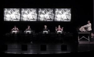machinations stage - Olivier Pasquet