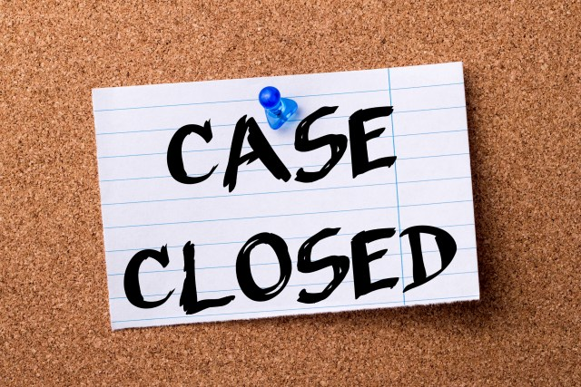 RESORE YOUR CREDIT CASE CLOSED