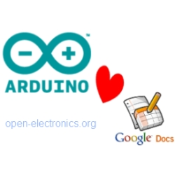 How send data from Arduino to Google Docs Spreadsheet | Open Electronics