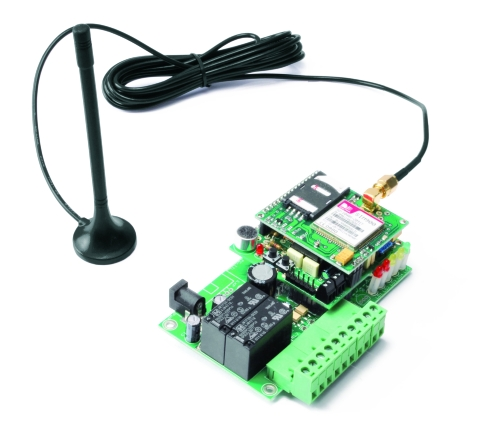 GSM Voice Dialer with Automation Control | Open Electronics