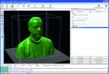 Kinect V2 Scanning Software