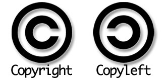 copyright-copyleft