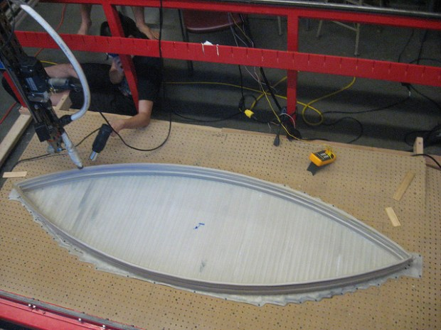 3D printed boat