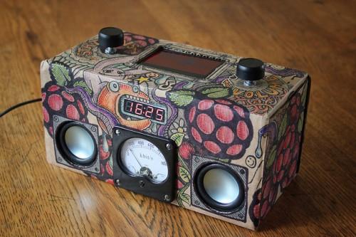 Raspberry Radio