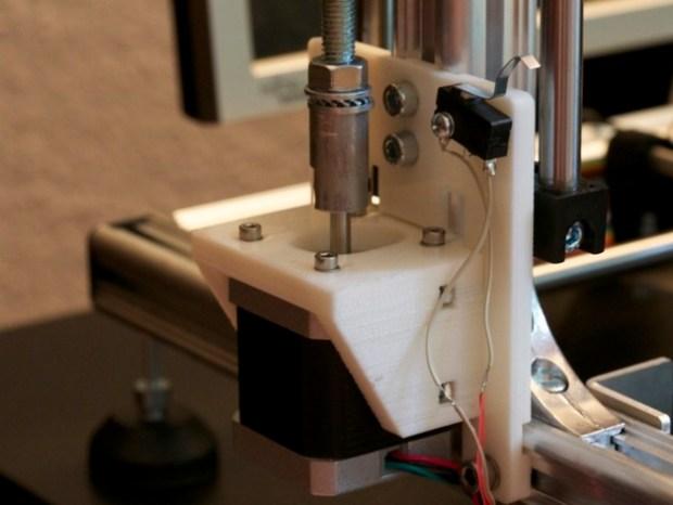 3Drag z-axis motor holder