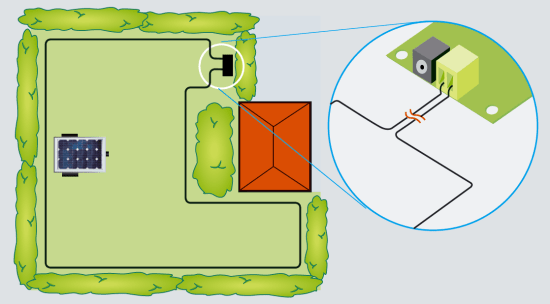 a robotic lawn mower powered by solar energy with an arduino heart rh open electronics org