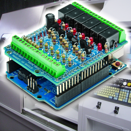 Arduino as a programmable logic controller (PLC) | Open